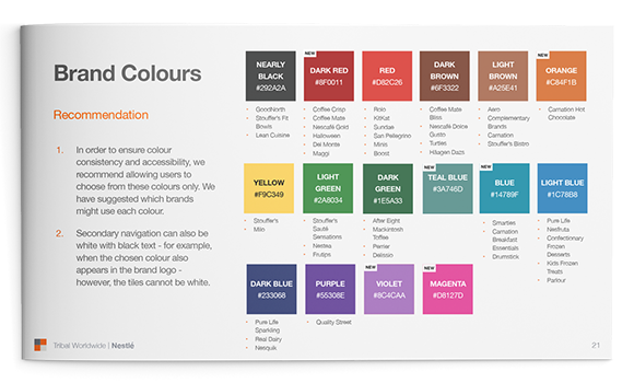 AODA Audit Brand Colours