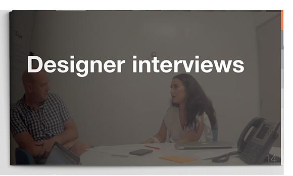 Samsung Designer Community Designer Interviews
